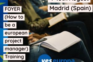 Project management for young europeans .