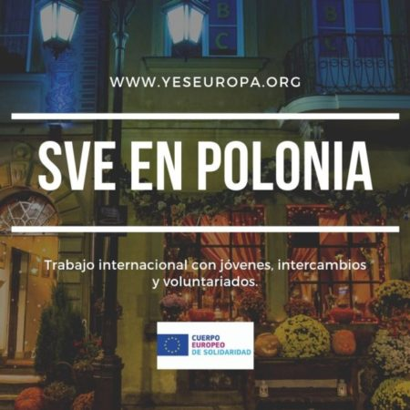 Ser Voluntario en Polonia en intercambios internacionales