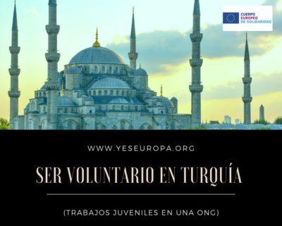 Ser Voluntario en Turquía (larga duración)