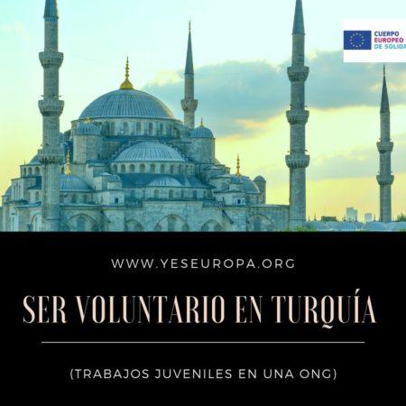 Ser Voluntario en Turquía (corta y larga duración)