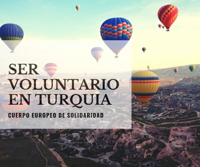Ser Voluntario en Turquia