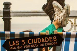 ciudades más gay friendly