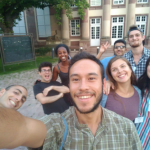 matias y su experiencia de voluntariado en francia