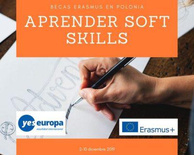 Aprender soft skills con becas en Polonia