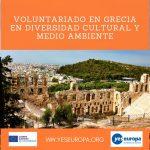 Voluntariado en Grecia en diversidad cultural y medio ambiente