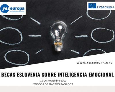 Becas Eslovenia sobre inteligencia emocional