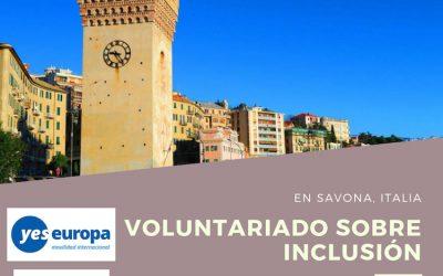 SVE en Liguria (Italia) en inclusión social