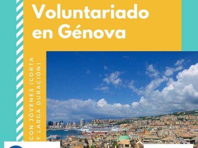 Voluntariado en Génova (corta y larga duración)