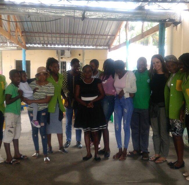 voluntariado en mozambique con niños