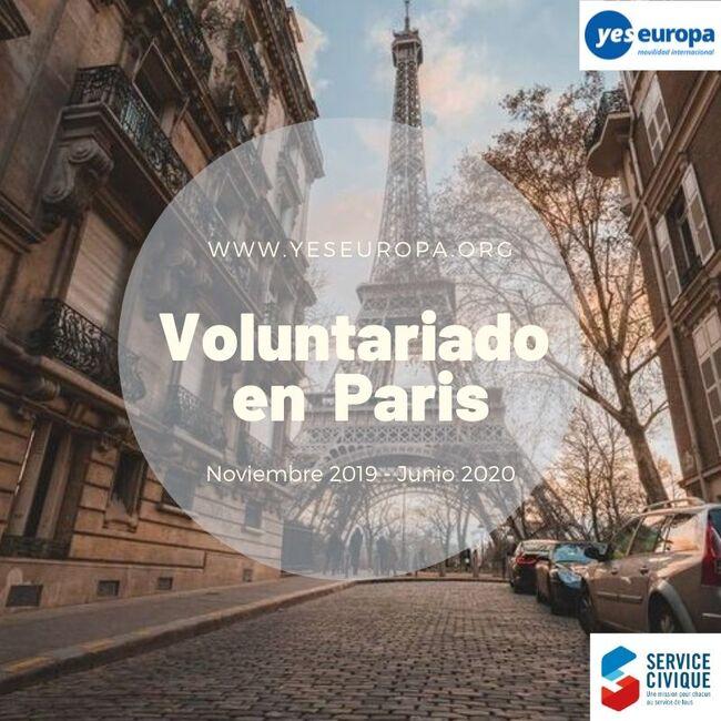 Voluntariado francia