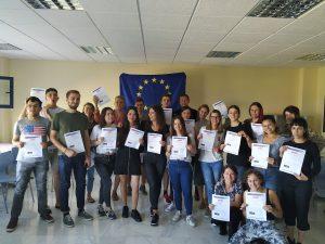 gestión proyectos europeos