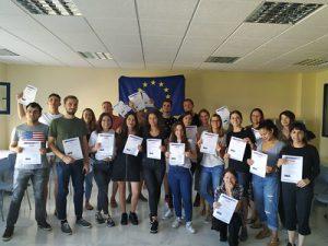 cursos gestión cultural proyectos europeos certificados