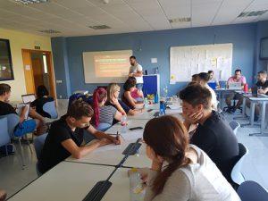 curso gestion proyectos europeos clases