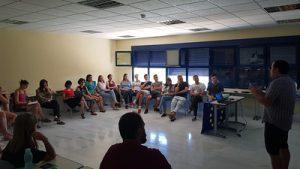 curso gestion proyectos europeos clases grupo