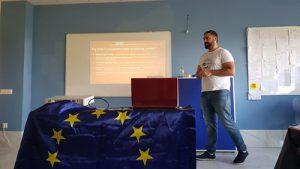 curso gestion proyectos europeos profesor