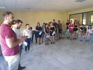 curso gestion proyectos europeos taller