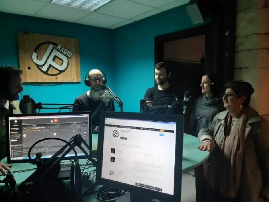 Broadcasting Europe