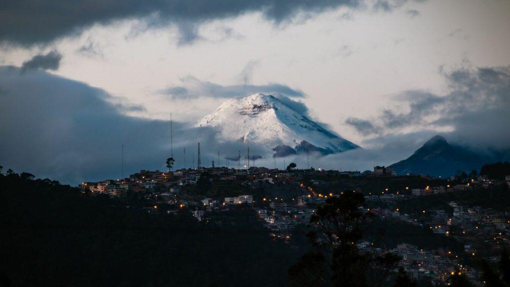 Experiencia de voluntariado Ecuador