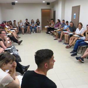 cursos gestión cultural grupos