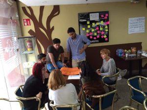 cursos gestión cultural grupos trabajo