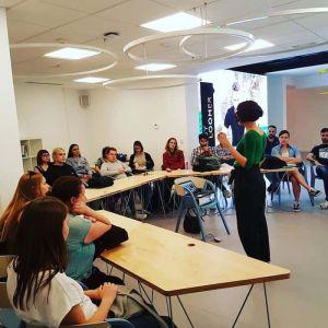 cursos gestión cultural profesores