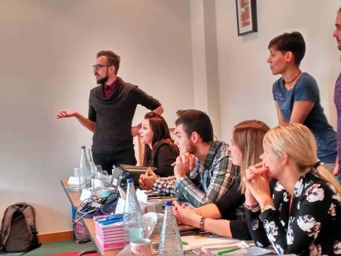 cursos gestión cultural trabajar en europa