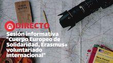 Cuerpo Europeo de Solidaridad, Erasmus+ voluntariado internacional