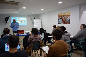 curso gestion proyectos europeos erasmus