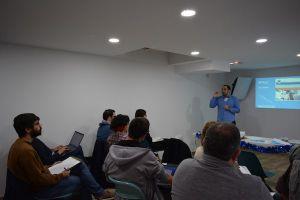 curso gestion proyectos europeos madrid