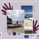 volunteer in Croatia