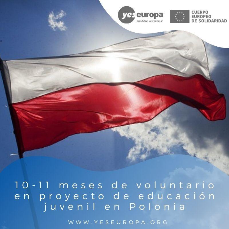 Redes voluntariado Polonia