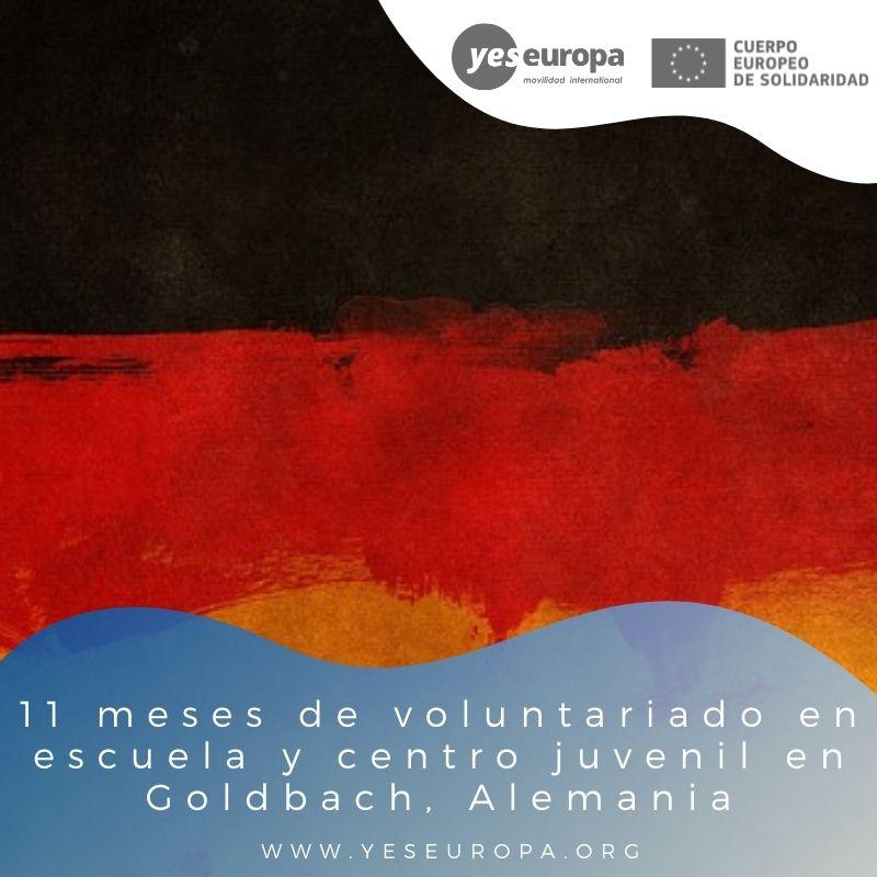Redes voluntariado Goldbach, Alemania