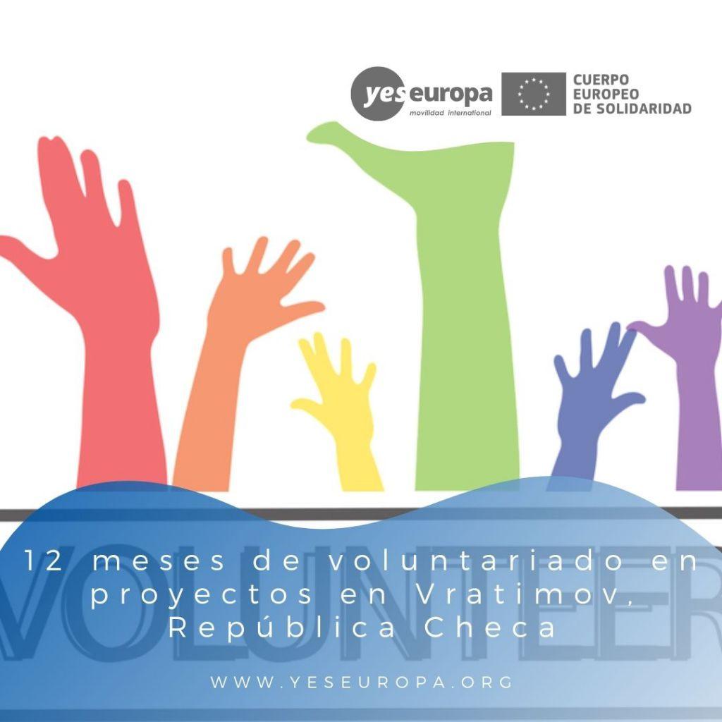 Redes voluntariado Vratimov, República Checa