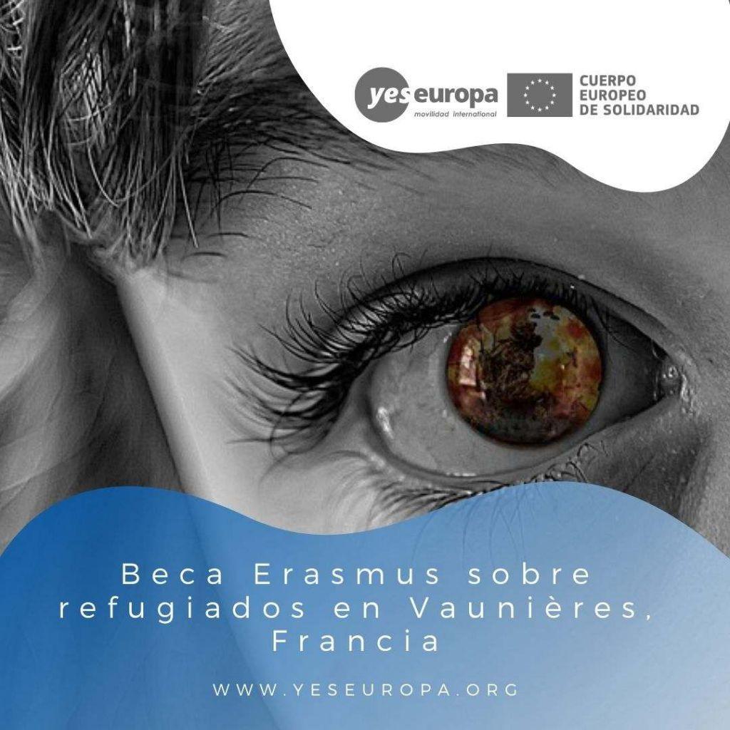 Redes Beca Erasmus Vaunières, Francia