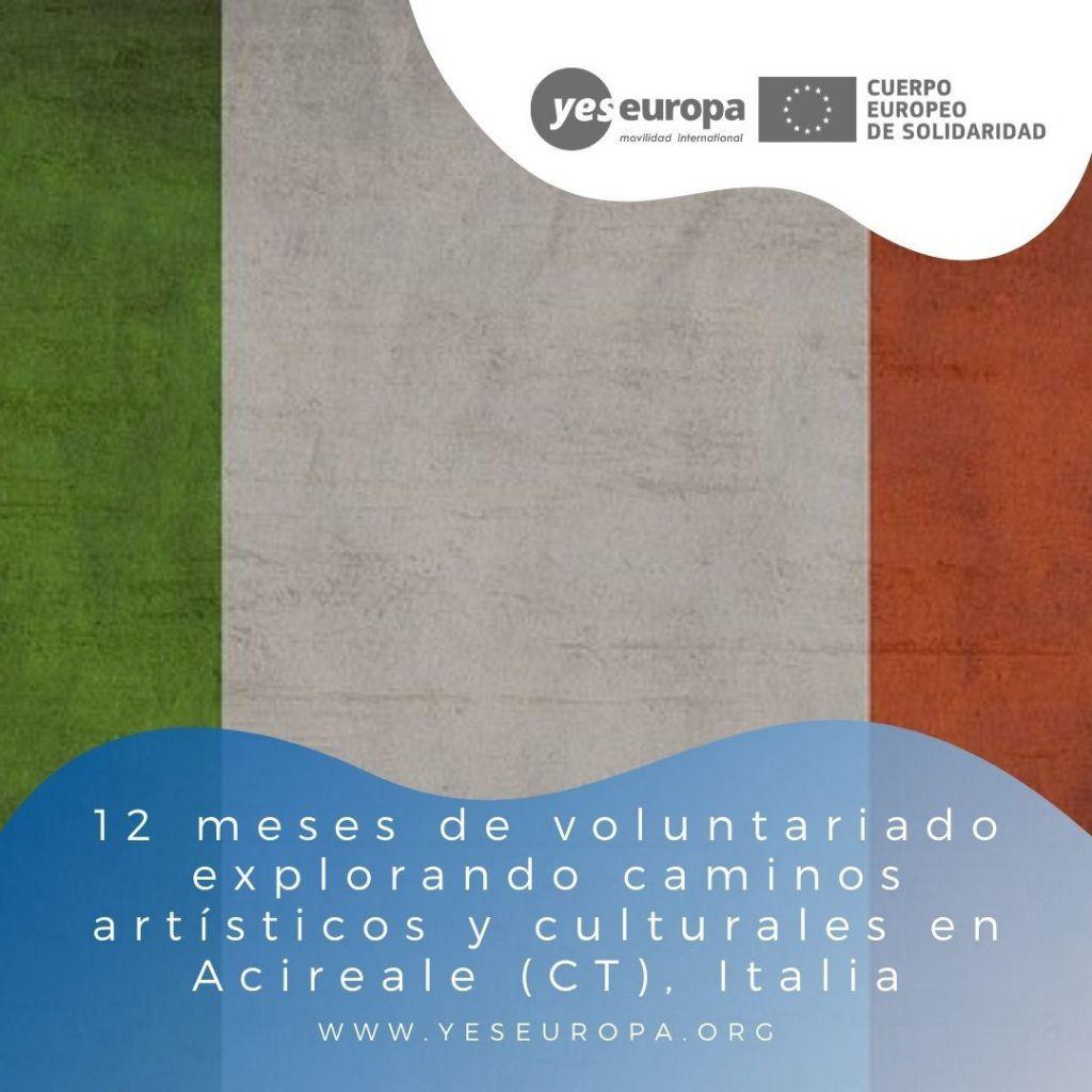 Redes voluntariado Acireale (CT), Italia