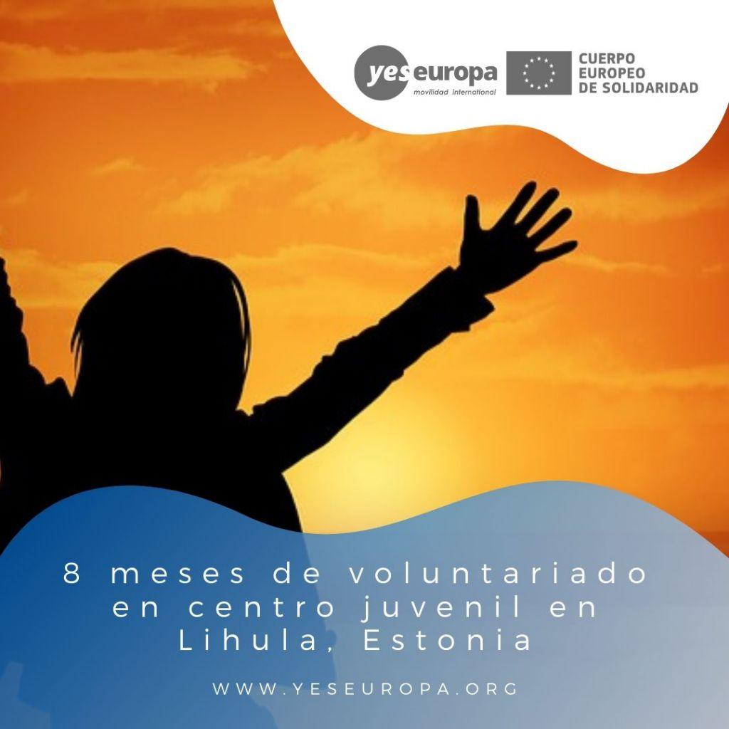 Redes voluntariado Lihula, Estonia