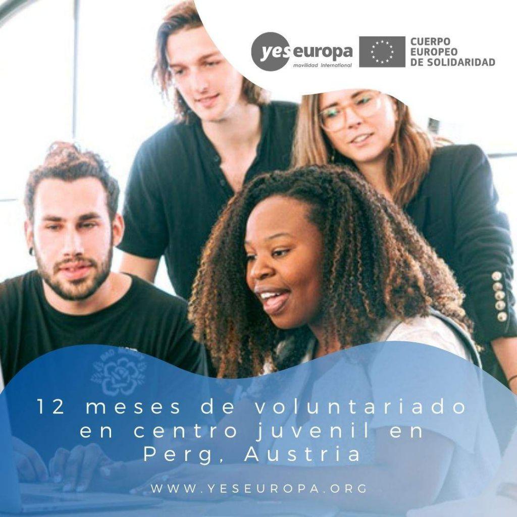 Redes voluntariado Perg, Austria
