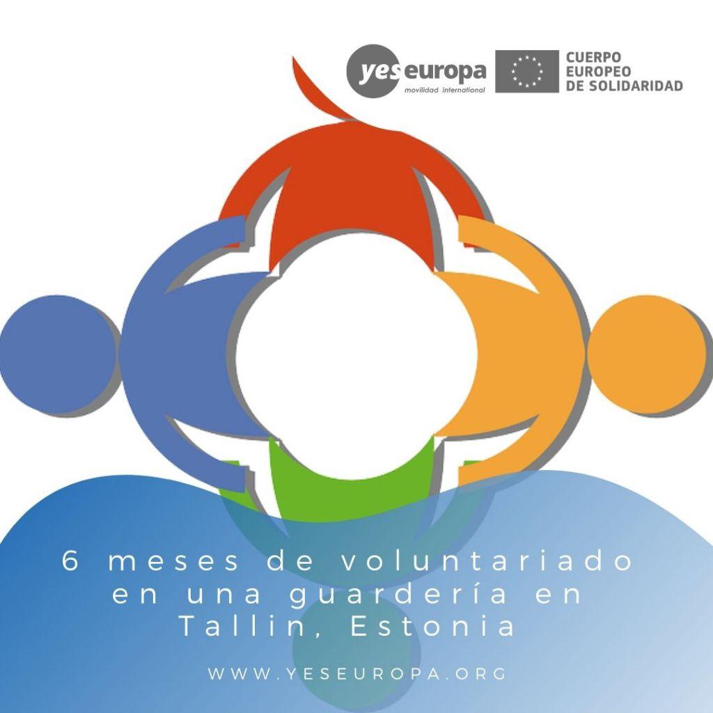 Redes voluntariado Tallin, Estonia