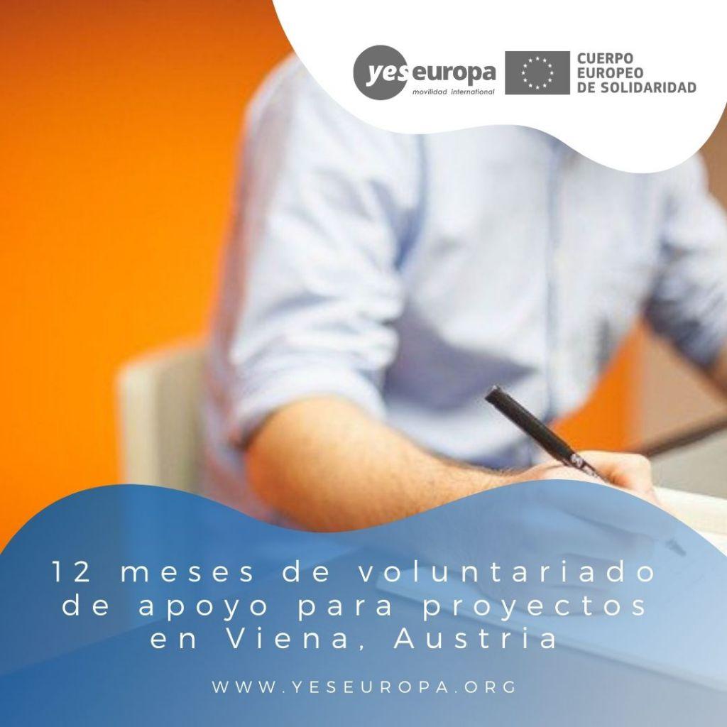 Redes voluntariado Viena, Austria