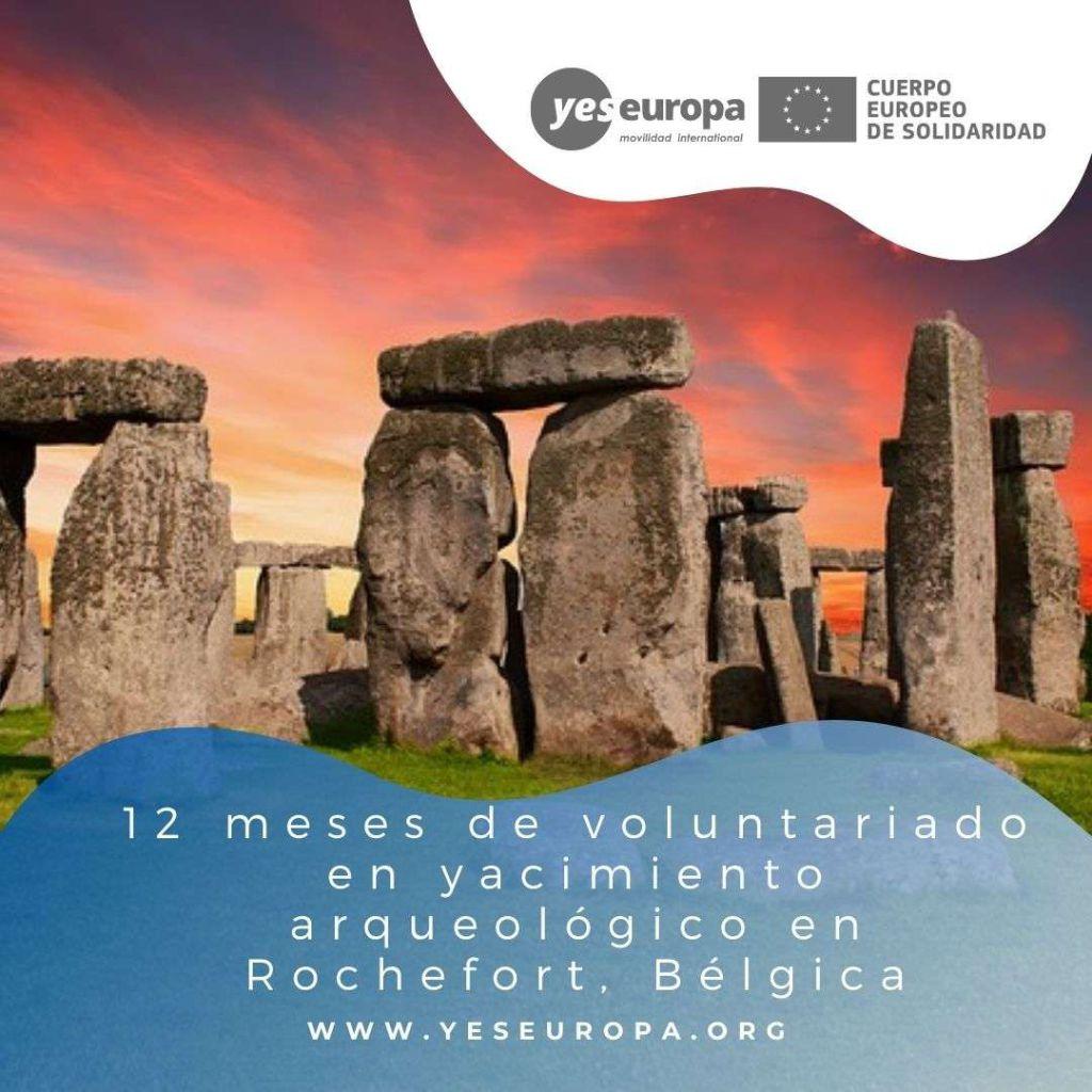 Redes voluntariado Rochefort, Bélgica