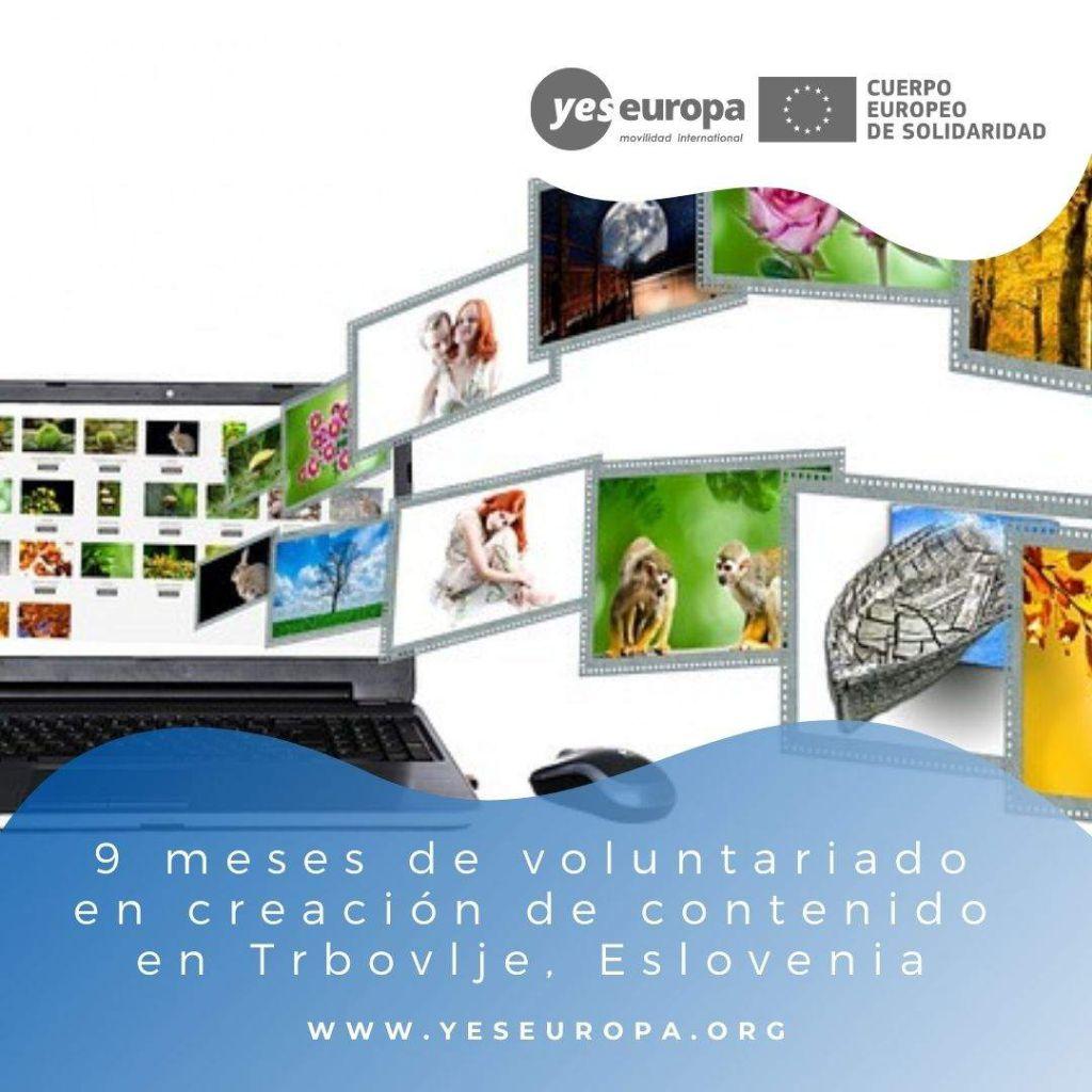 Redes voluntariado Trbovlje, Eslovenia